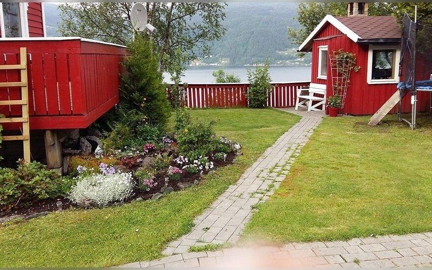 Norvegijoje gyvenanti lietuvių šeima parodė, kaip atrodo jų namai svetur