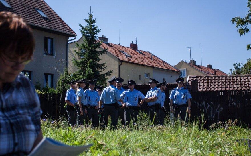 Čekijai gresia potencialus teroro aktų pavojus