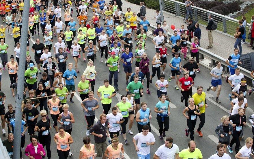 Kaip pasiruošti maratonui, kad po jo nesušlubuotų sveikata?