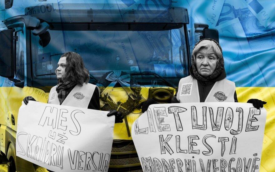 Tragiška ukrainiečio patirtis Lietuvoje: po kelių mėnesių darbo namo grįžo su 3 eurais
