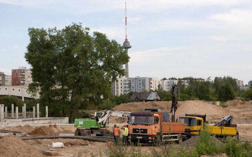 Neramūs signalai: gali būti stabdomos Vilniaus aplinkkelio statybos