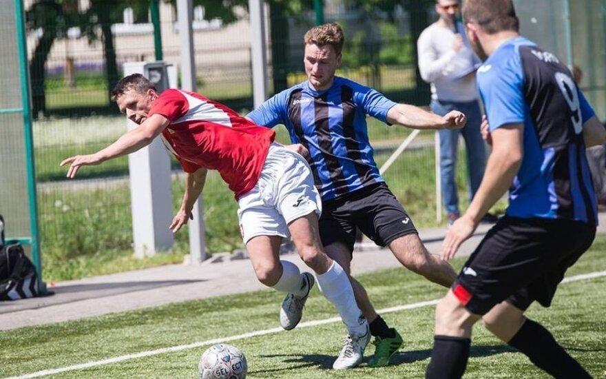 Lietuvos mažojo futbolo asociacijos (LMFA) pirmenybės