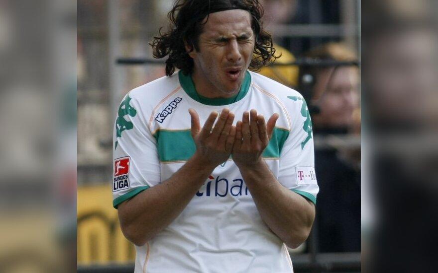"Claudio Pizarro (""Werder"")"