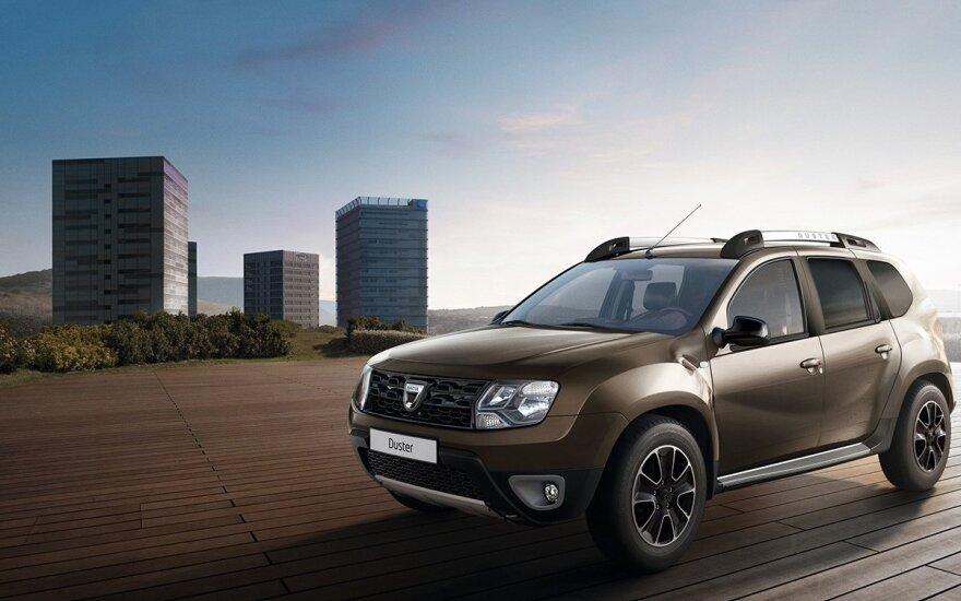 """""""Dacia"""" Paryžiuje pažėrė naujienų"""