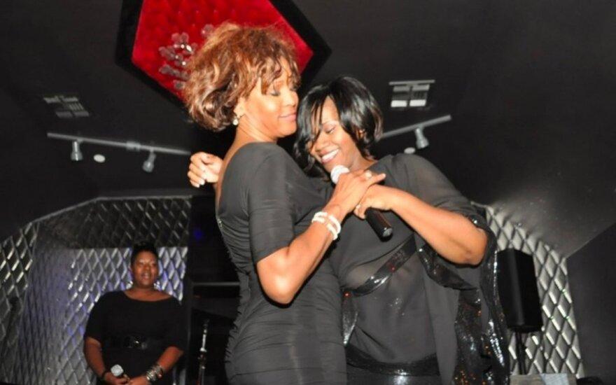 Whitney Houston ir Kelly Price