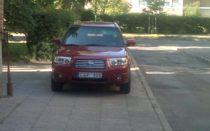 Palangoje, Druskininkų g. 10. 2011-06-29