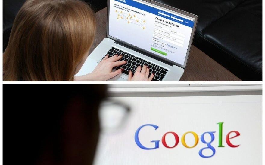 """""""Google"""" ir """"Facebook"""" apmovusio lietuvio schema: reguliariai pervesdavo daugiamilijonines sumas"""