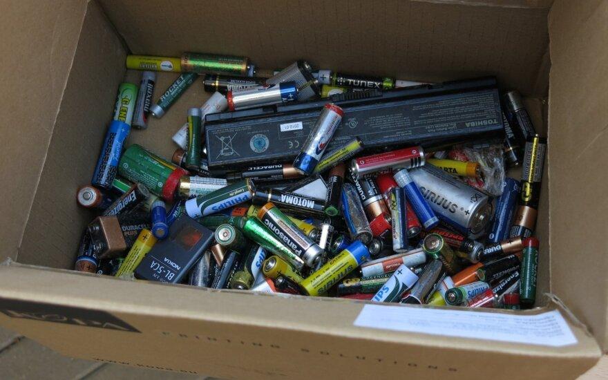 Jau greitai pamiršime įprastas baterijas?