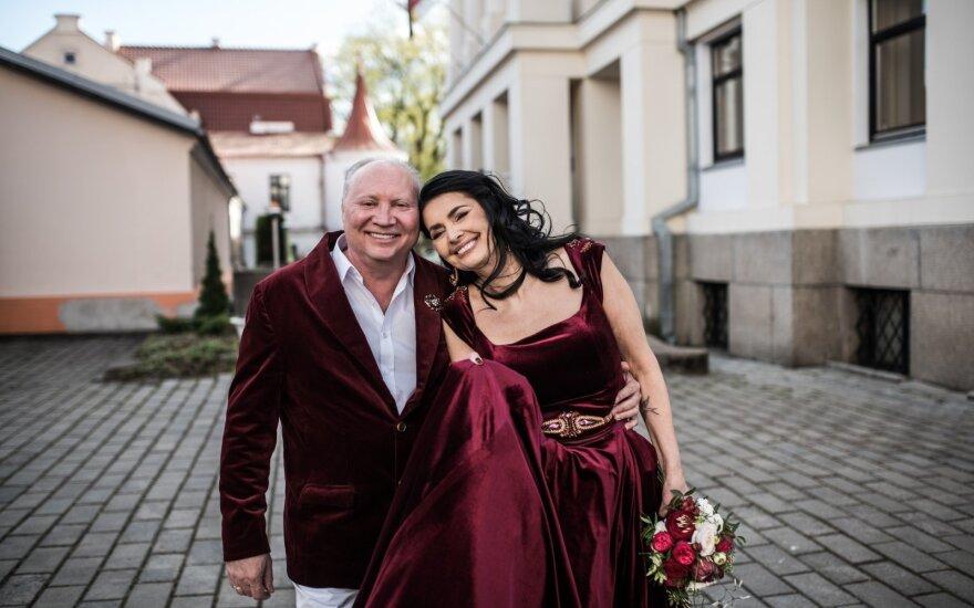 Mantas Puhtejavas/ Aleksandro Ivanausko vestuvių sukaktis