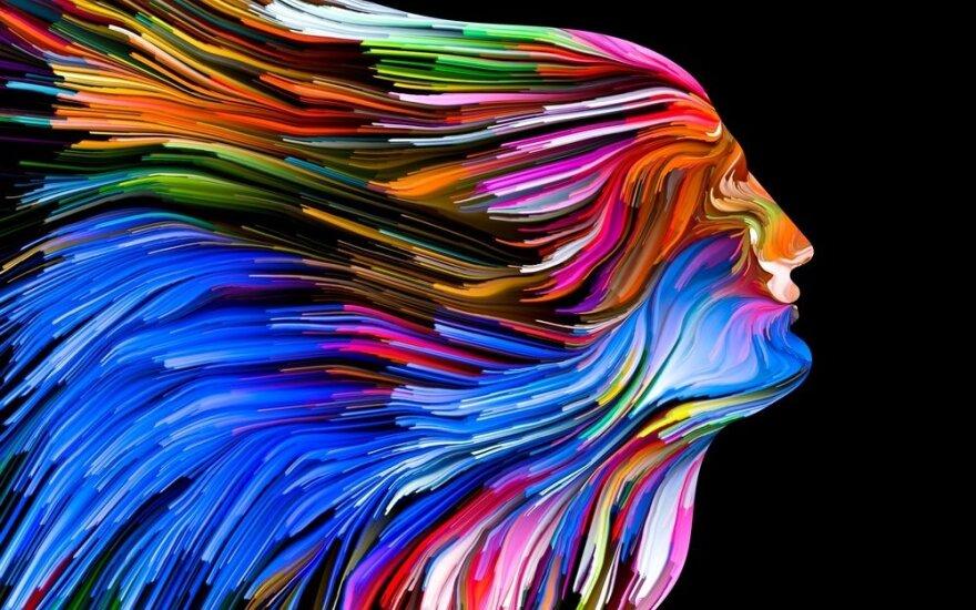 Kaip menas gydo sielą