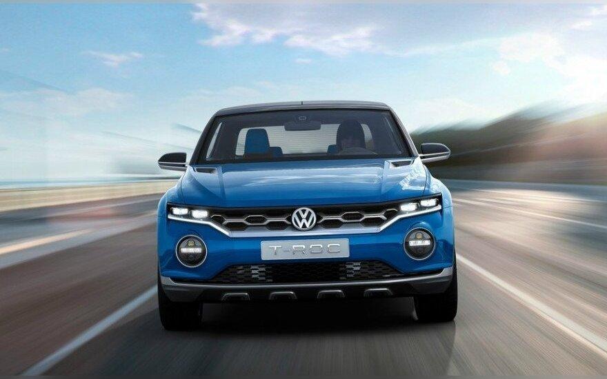 Europos akcijų rinką smukdo automobilių sektorius