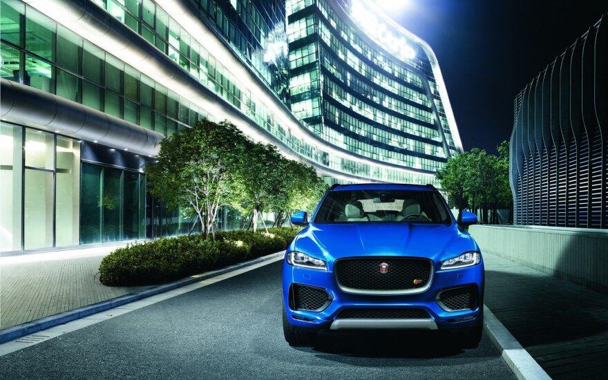 """""""Jaguar F-Pace"""""""