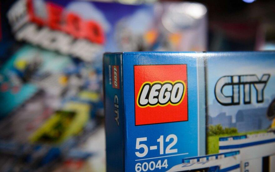 """""""Lego"""" – pelningesnė investicija nei akcijos ir auksas"""