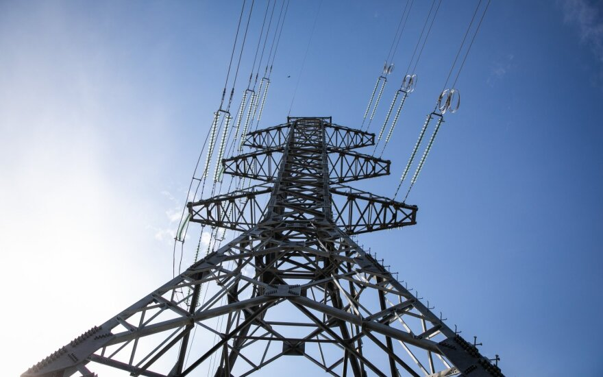Išjungus Lietuvos ir Baltarusijos elektros linijas, sumažėjo pralaidumai su Latvija