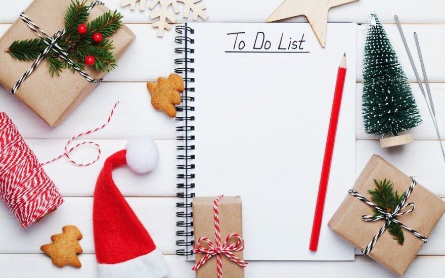 10 patarimų prieš kalėdinių dovanų pirkimo maratoną