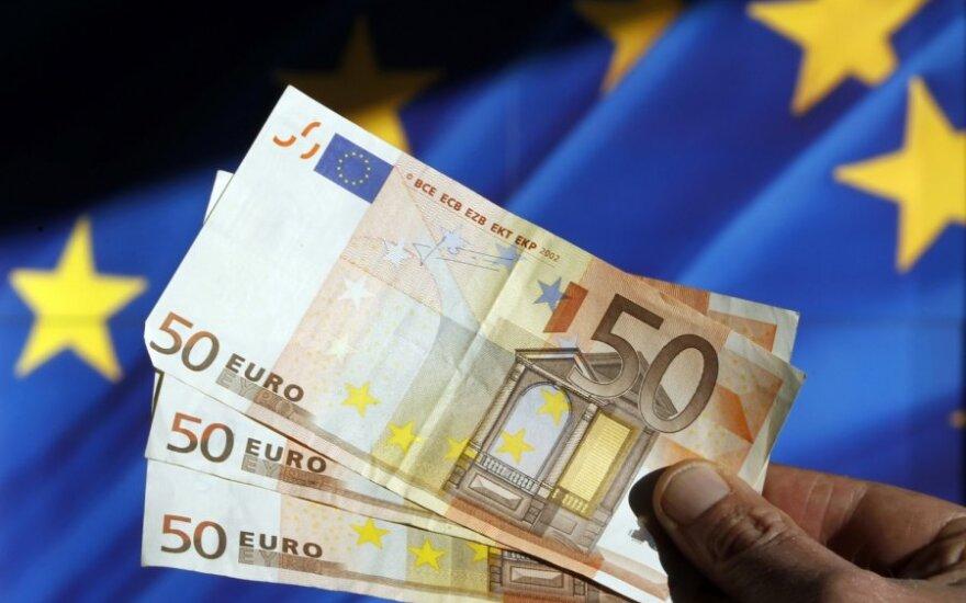 Didžiausia Vokietijos byla - prieš euro zonos gelbėjimą