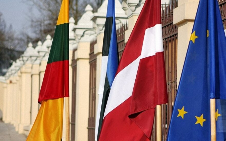 Baltic states awarded for promoting pro-European ideas