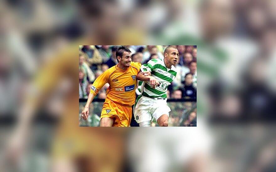 """Andrius Skerla, """"Dunfermline Athletic"""""""