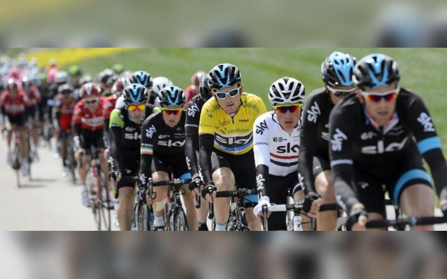 """Tour de Romandie"" lenktynės"