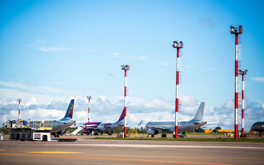 Lietuvos oro uostai valstybei atseikėjo 1,7 mln. eurų dividendų