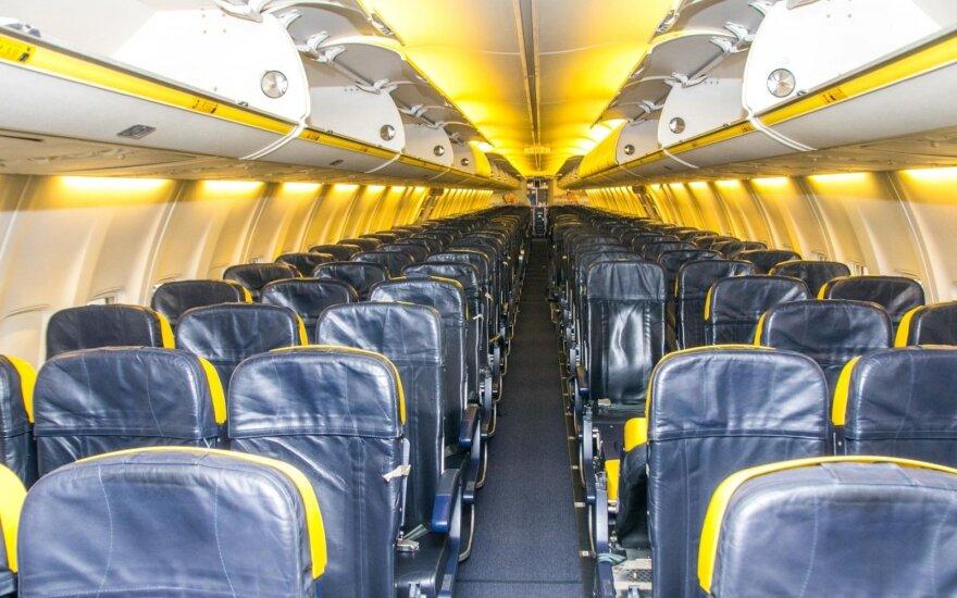 """Grįžti į Lietuvą gali ir nepavykti: """"Ryanair"""" ruošia streiką"""