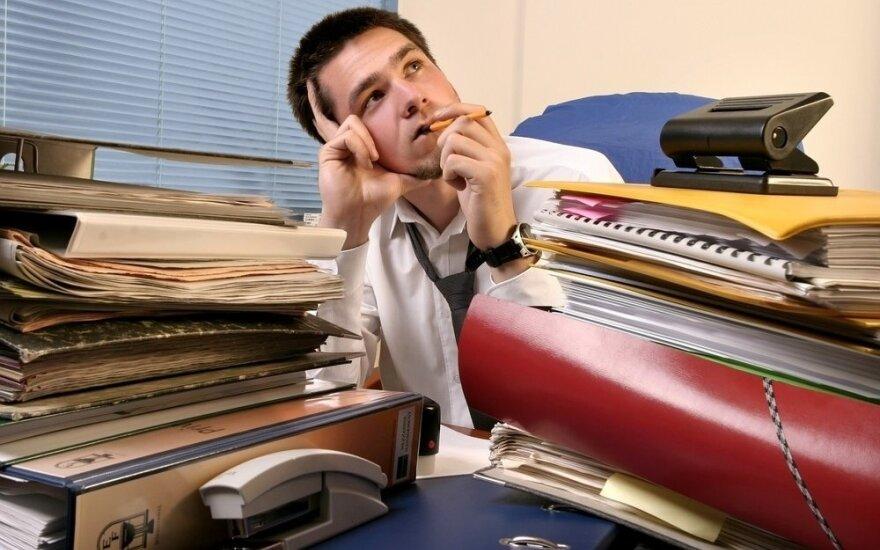Dar likti darbe ar jau metas išeiti? 6 klausimai, kurie gali padėti priimti teisingą sprendimą