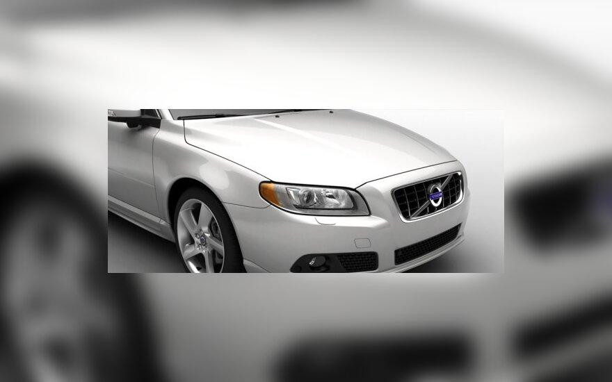 """Kinai jau planuoja naujus """"Volvo"""" modelius"""