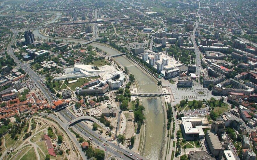 Skopjė, Makedonija