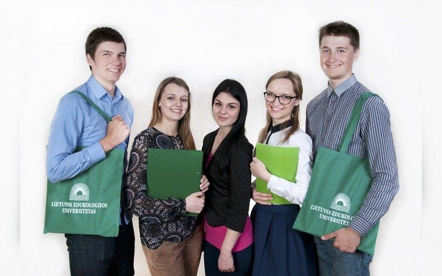 LEU kviečia kolegijų absolventus įgyti universitetinį išsilavinimą