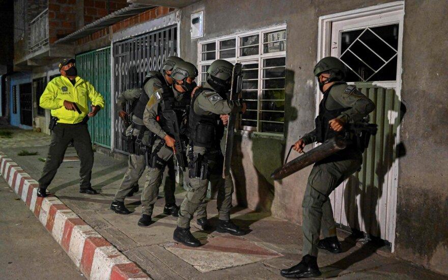 Kolumbijos policija
