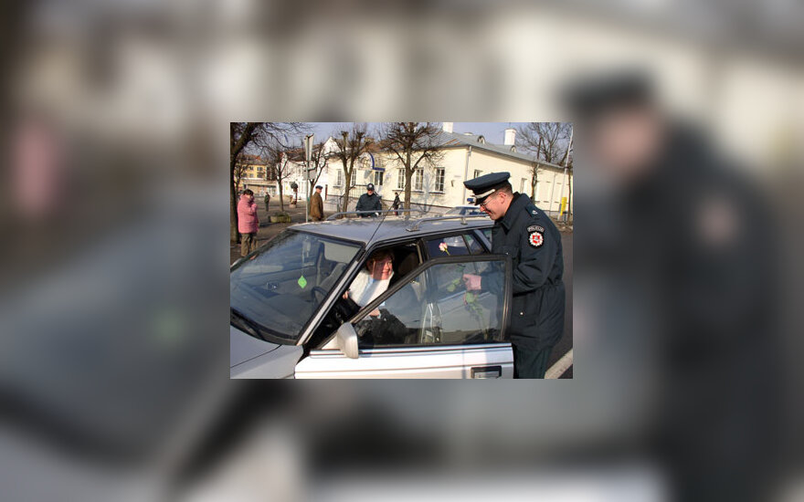 Telšių policija Kovo 8-ąją