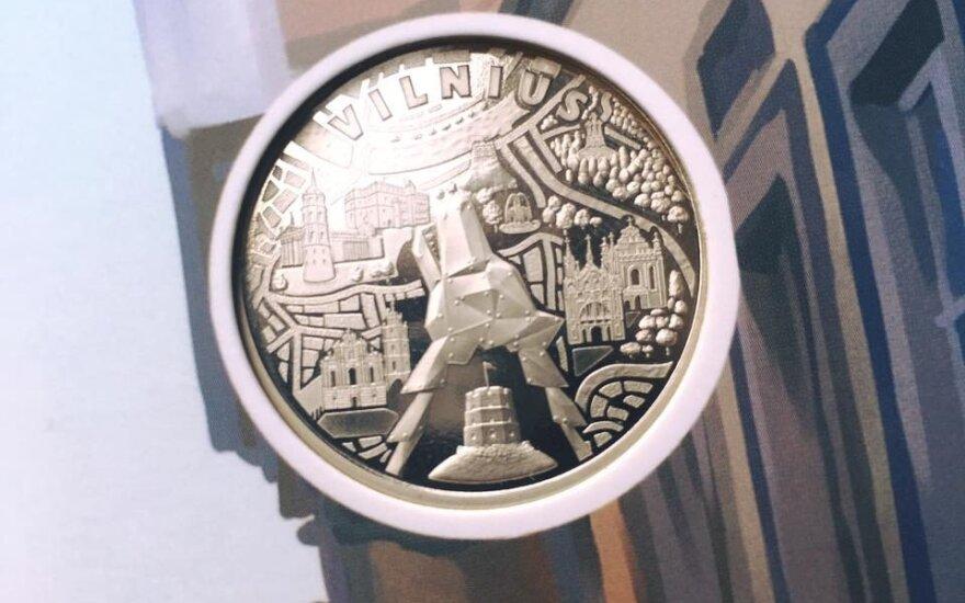 Vilnius turi savo medalius