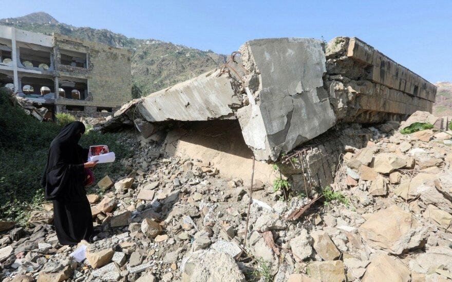 JT vadovas: Jemenas stovi ant prarajos krašto