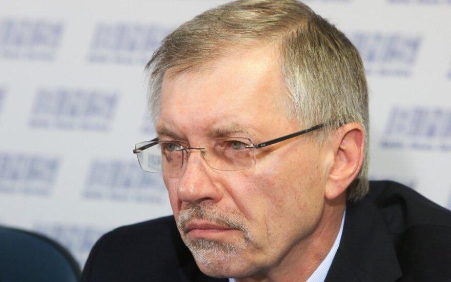 G. Kirkilas dėl eurokomisaro portfelio siūlo neskubėti
