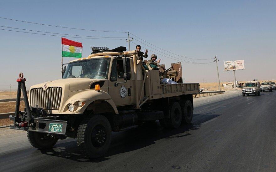 Irako parlamentas įsakė perskaičiuoti rinkimų rezultatus