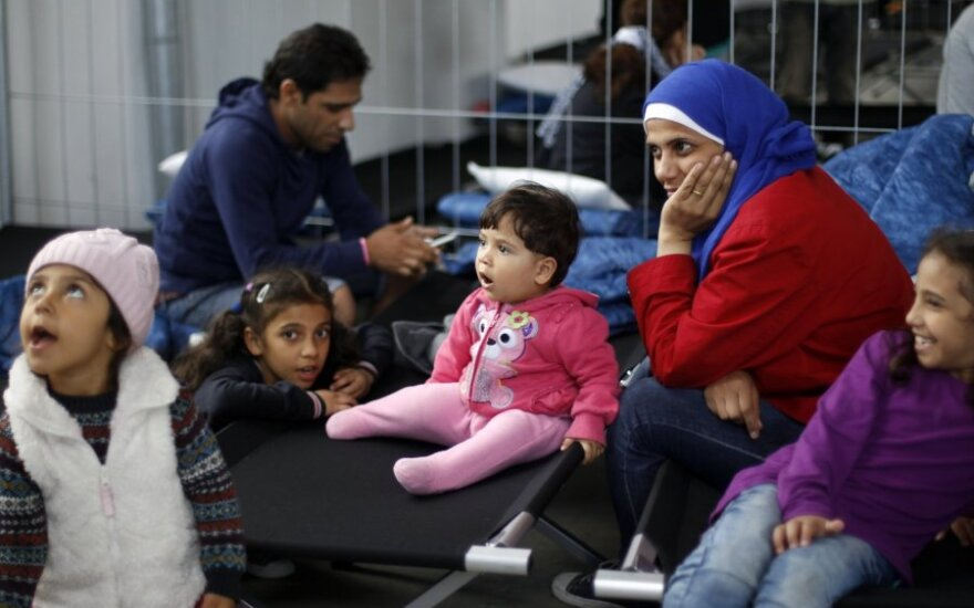 Brussels asks Lithuania to accept additional 780 refugees
