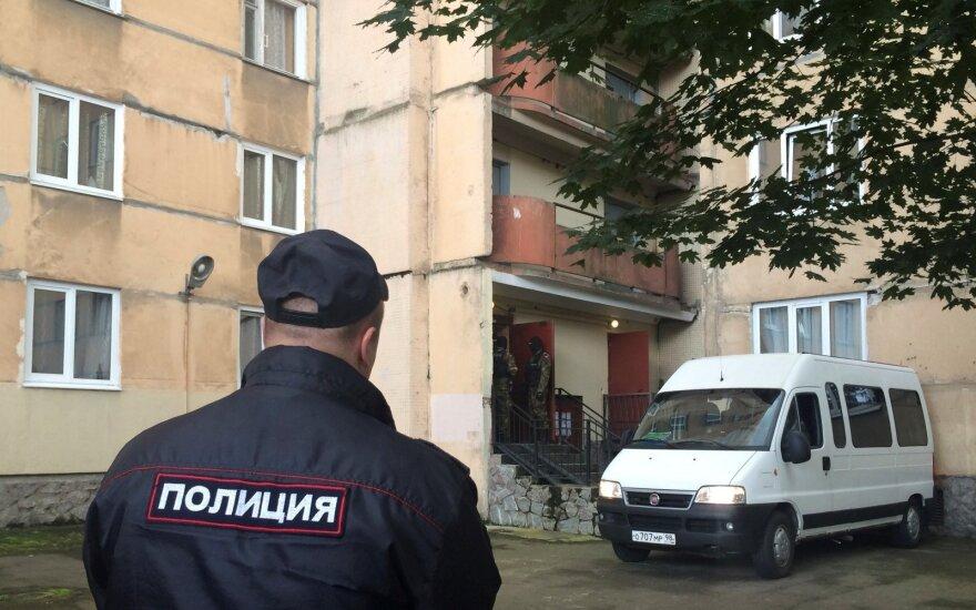 Rusijoje suimti penki Jehovos liudytojai