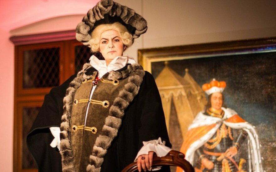 Režisierė A. Ptakauskė: vyro vaidmenį atliekanti solistė operai suteikia daugiau žavesio