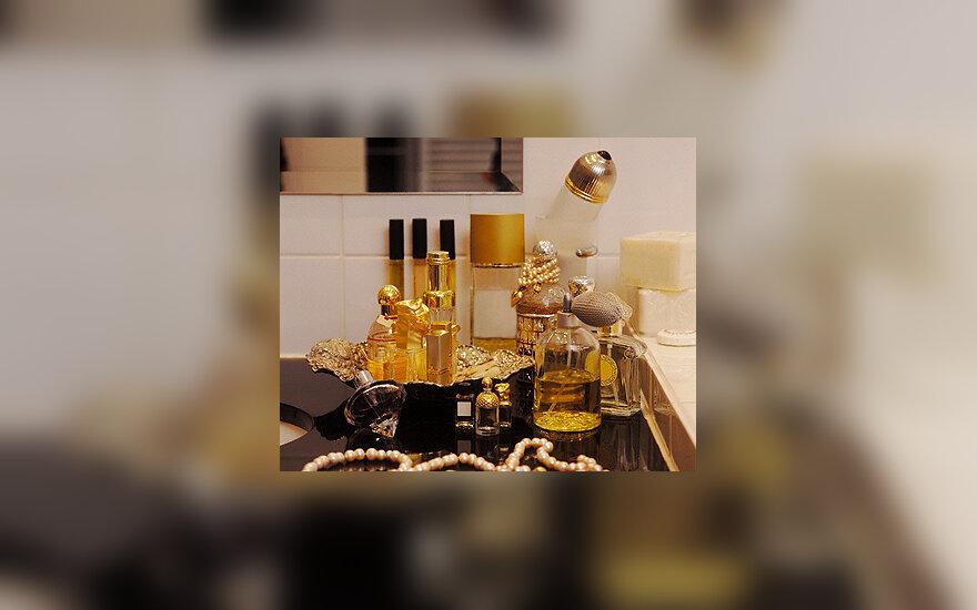 Kaune Ketvirtoji Parfum Express Parduotuvė Delfi Verslas