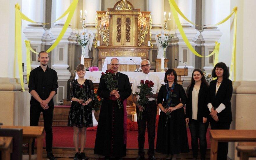 """Valkininkų bažnyčia sulaukė jau tradicija tapusio """"Vargonų pavasario"""""""