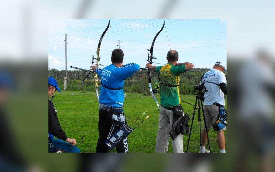 Baltijos šalių šaudymo iš lanko varžybos