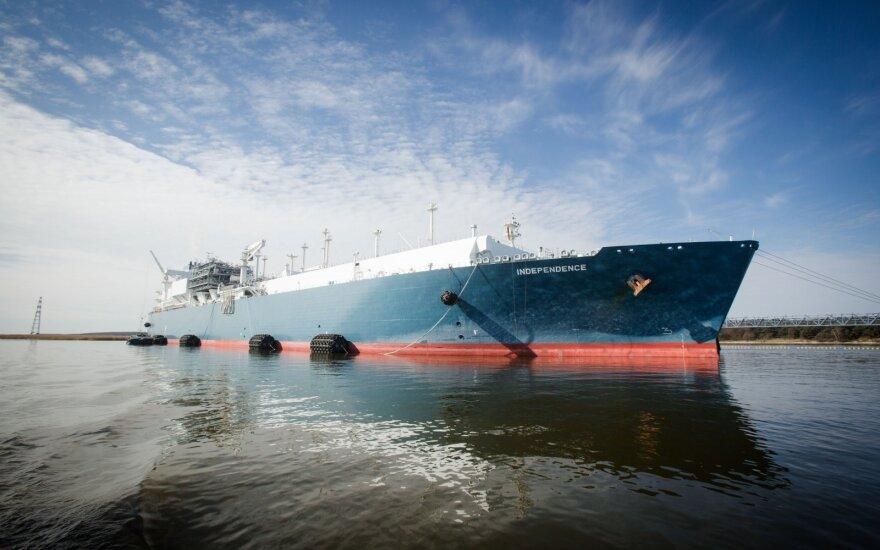 """Vyriausybė pritaria, kad SGD laivą """"Independence"""" verta pirkti"""