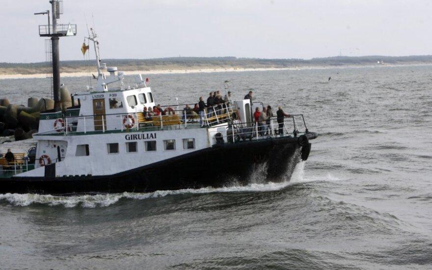 Lietuvos laivynas: tiek mažai laivų šalyje dar nebuvo