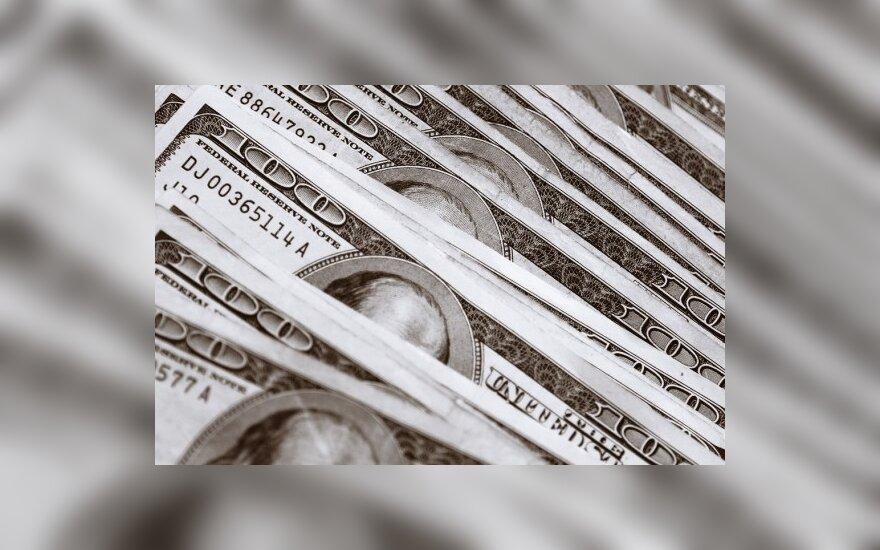 JAV milijonierių per metus padaugėjo 16 proc.
