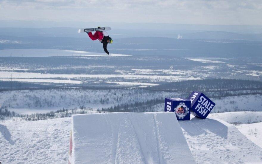 Snieglenčių sportas