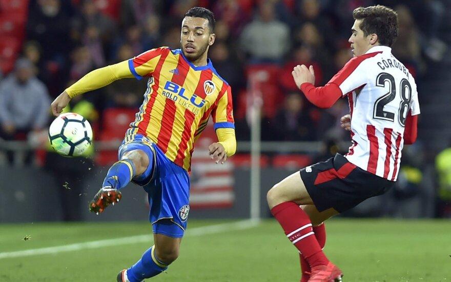 "Susitinka ""Valencia"" ir Bilbao ""Athletic"""