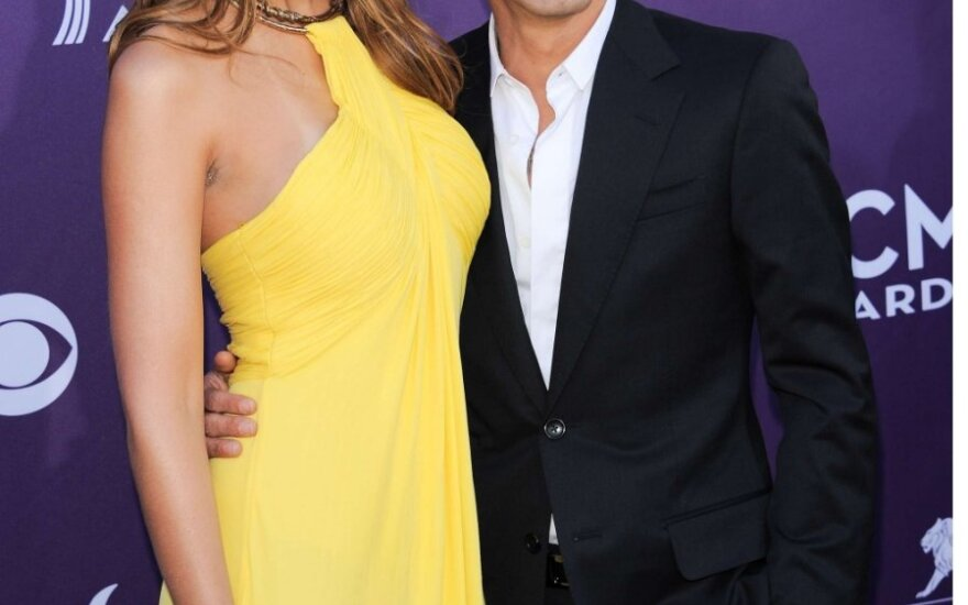 Marcas Anthony ir Shannon De Lima