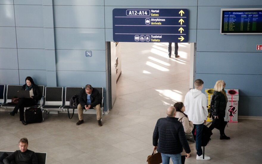 Number of passengers travelling via Vilnius Airport exceeded 5 million