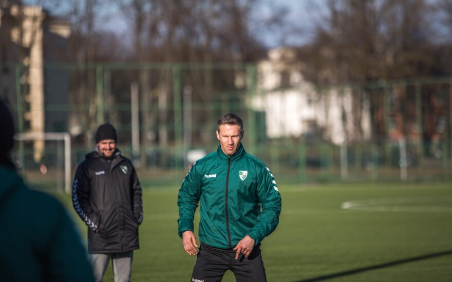 Tomas Mikuckis / Foto: Sebastijonas Petkus (Žalgiris.lt)