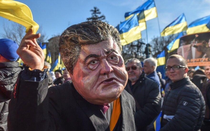 J. Tymošenko palaikytojų mitingas